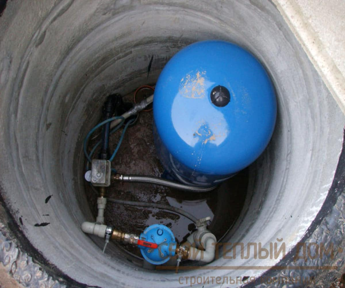 Водопровод в частном доме : инструкция как сделать своими руками, схема 68
